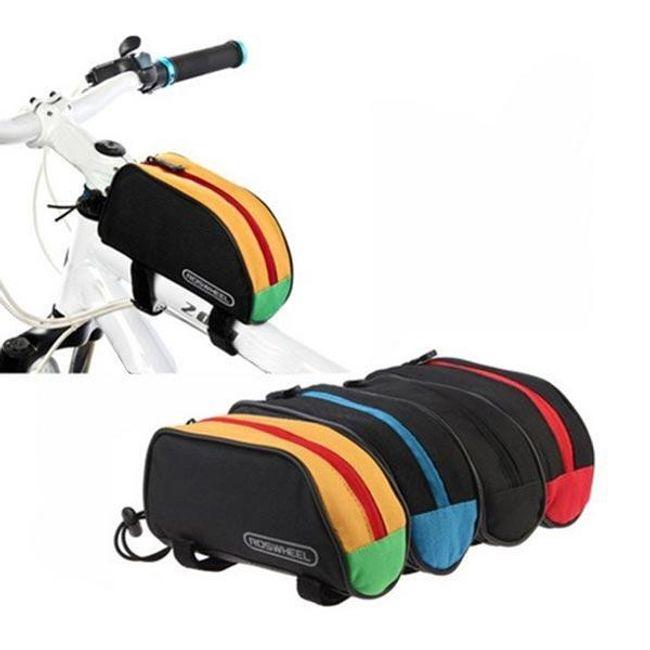 Сумка на раму велосипеда - 4 варианта цвета 1