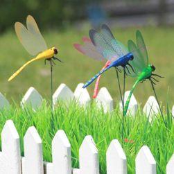 Zahradní dekorace - vážka 10ks