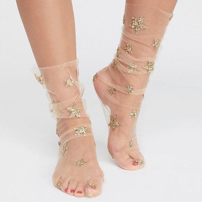 Ženske čarape Jenifer 1