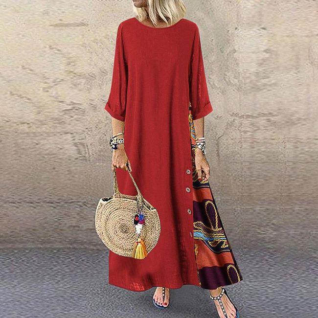 Ženska maksi haljina Sipa 1