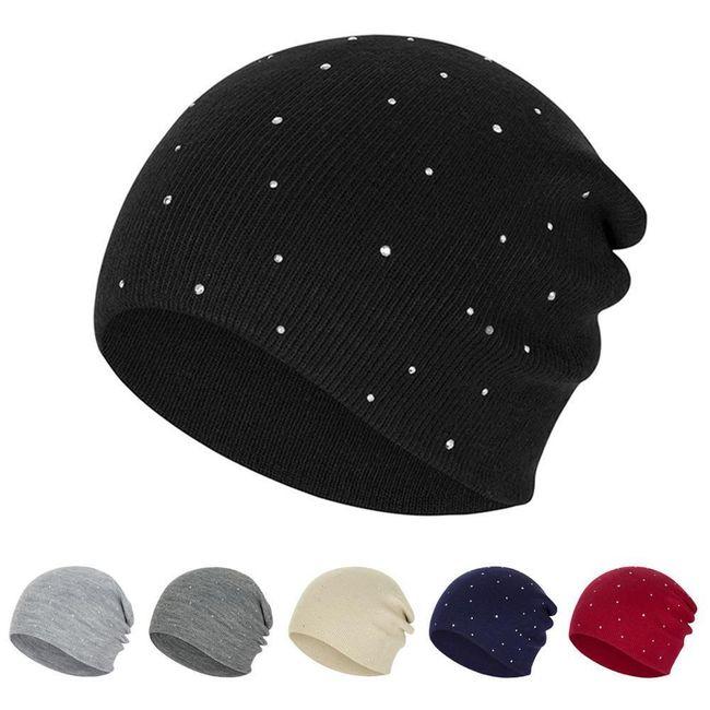 Damska czapka DC568 1