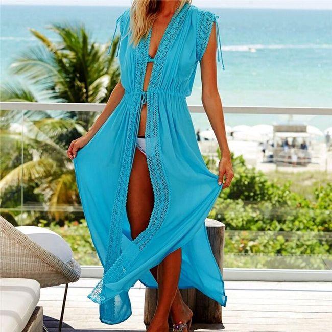 Plażowa sukienka Carolina 1