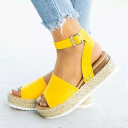 Dámské sandály na platformě Moreta