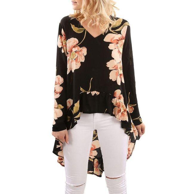 Дамска блуза Aghna 1