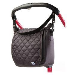 Prošívaná taška na kočárek  graphite RW_35310