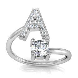 Ženski prsten A-Z
