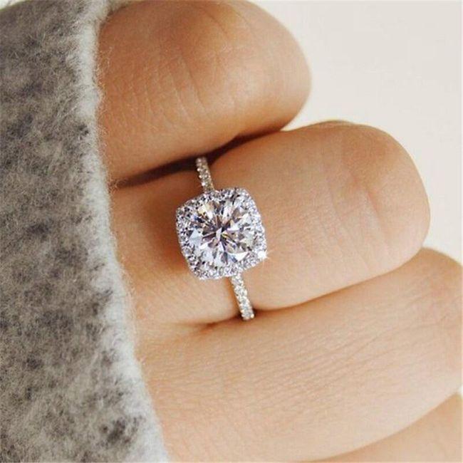 Ženski prsten W36 1