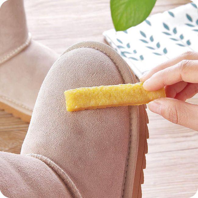 Čistící guma na semišové boty 1