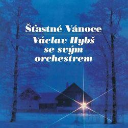 Václav Hybš - Šťastné Vánoce, CD PD_275878