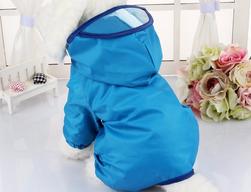 Su geçirmez köpek ceket
