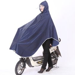 Esőkabát kerékpáron vagy motoron