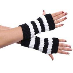 Дамски безпръсти ръкавици