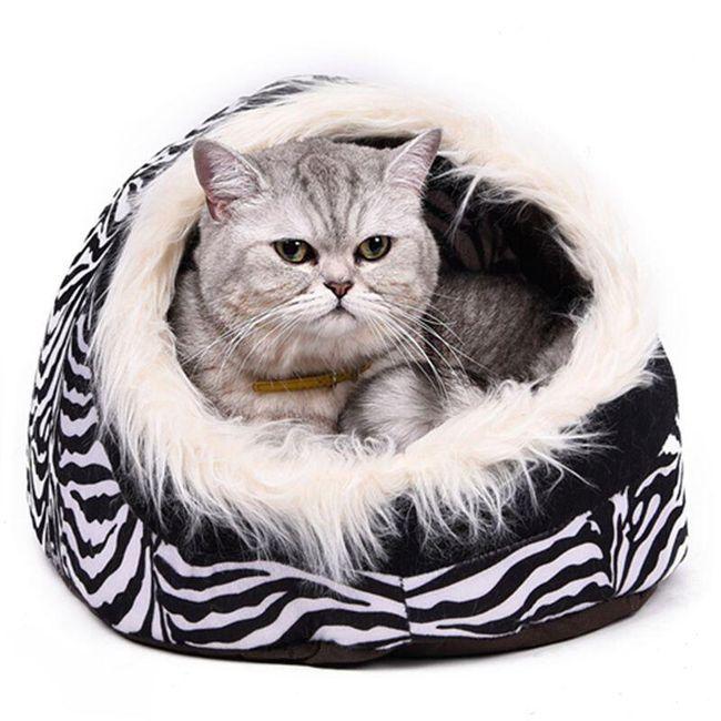 Pelíšek pro psy a kočky F10 1