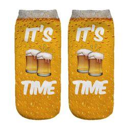 Unisex ponožky Beer Time