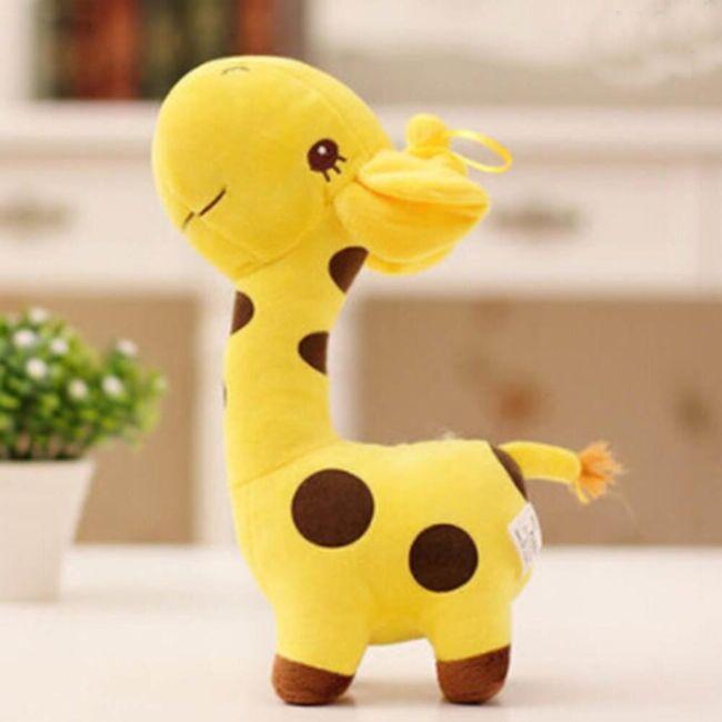 Plyšová žirafa V26 1