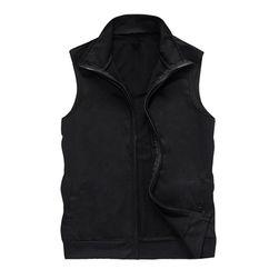 Pánská vesta - 8 variant