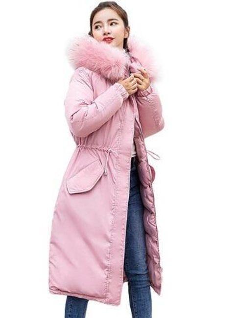 Ženski dugački kaput Camille - 10 boja 1