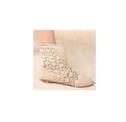 Ženski škornji Bež velikosti 39