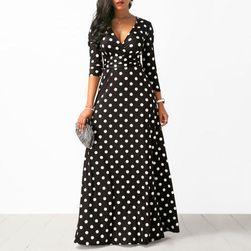 Női hosszú ujjú ruha Alida méret 2