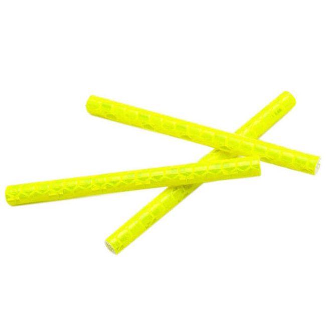 Reflektivne trake za žice bicikla - 12 komada 1
