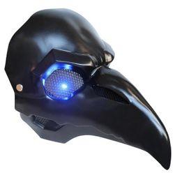 Maska LED na Halloween Corwin