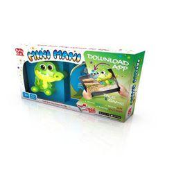 Interaktív gyerekjáték gyerekeknek Mini Mani - krokodil