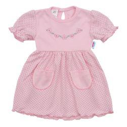 Dojčenské šatôčky s krátkym rukávom RW_saty-Gaja076