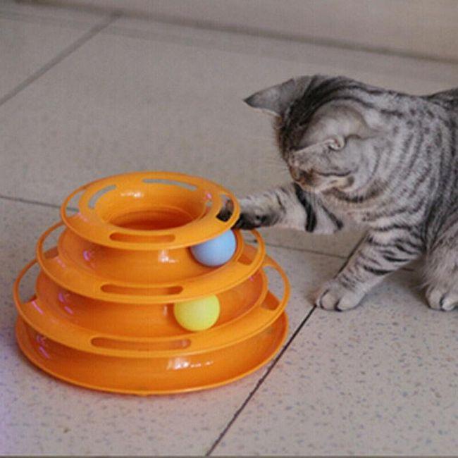 Igračka za mačke P73 1