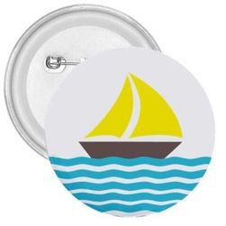 Placka Plachetnice na moři