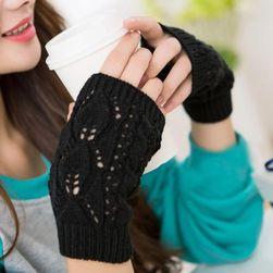 Dámské rukavice bez prstů DR66