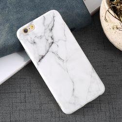 Carcasă iPhone cu model de marmură - 2 culori