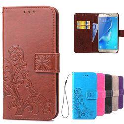 Калъф за мобилен телефон с флорални мотиви