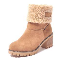 Dámské zimní boty Sancha