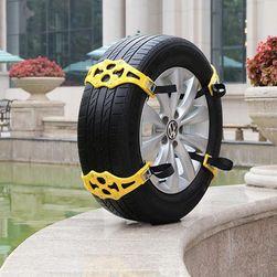 Protiskluzový pás na kola - 2 kusy