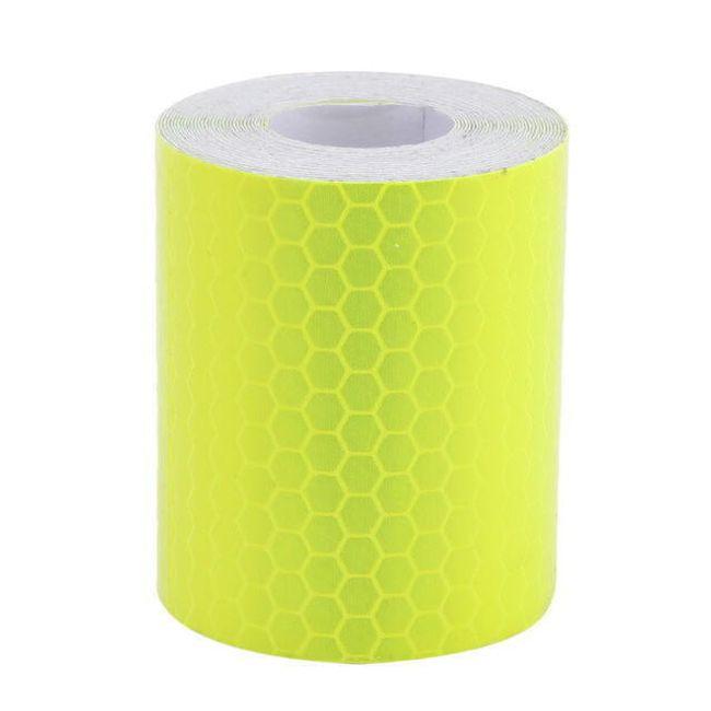 Reflexní páska na auto - 4 barvy 1