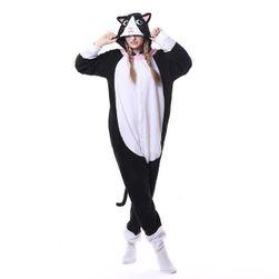 Pidžama za spavanje za odrasle - mačka
