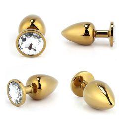 Analna biżuteria Goldena