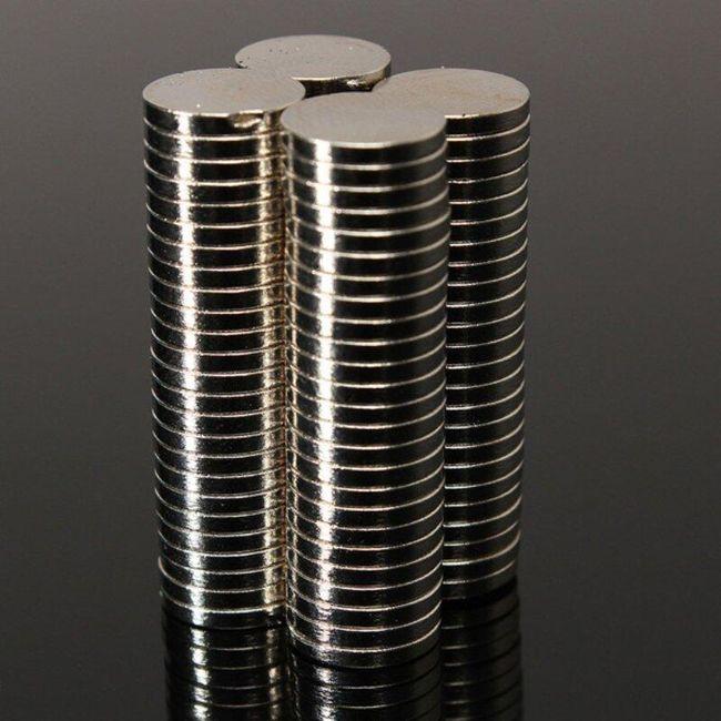 Mágnes készlet - 50 db 1