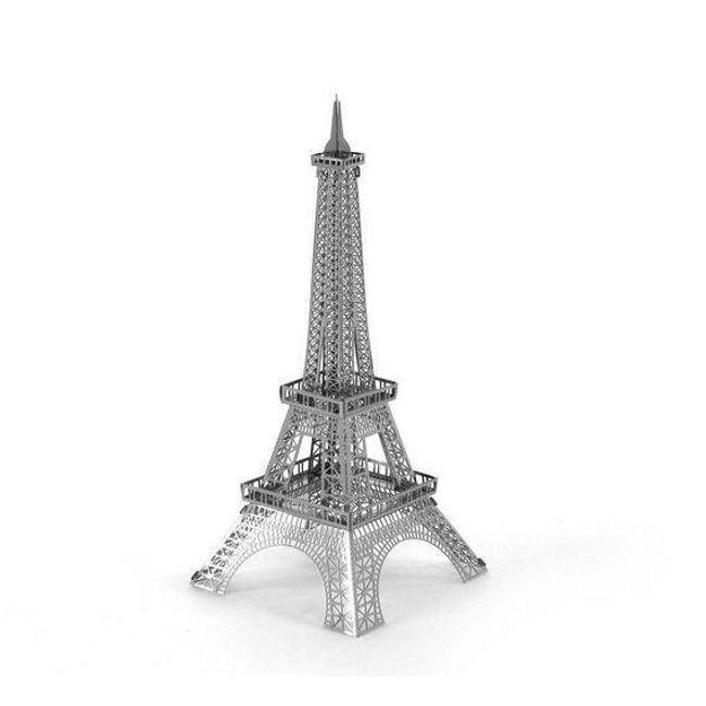 3D model Eiffelovega stolpa 1