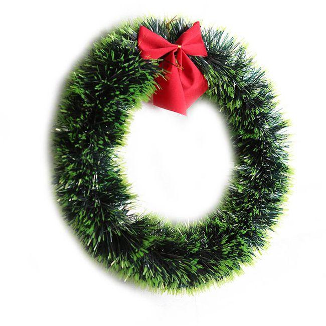 Vánoční věnec CH06 1