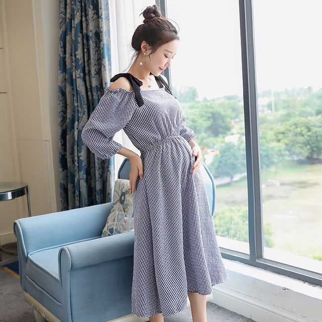 Haljina za trudnice Samira 1