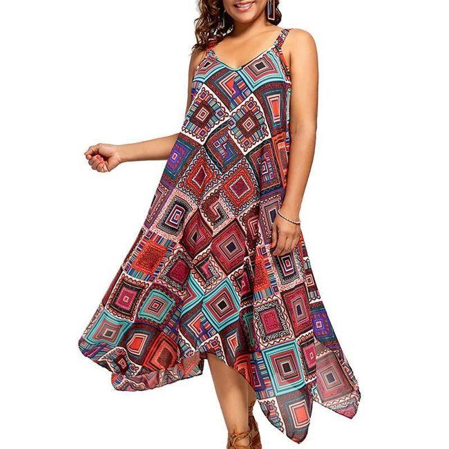 Damska sukienka Marlie 1