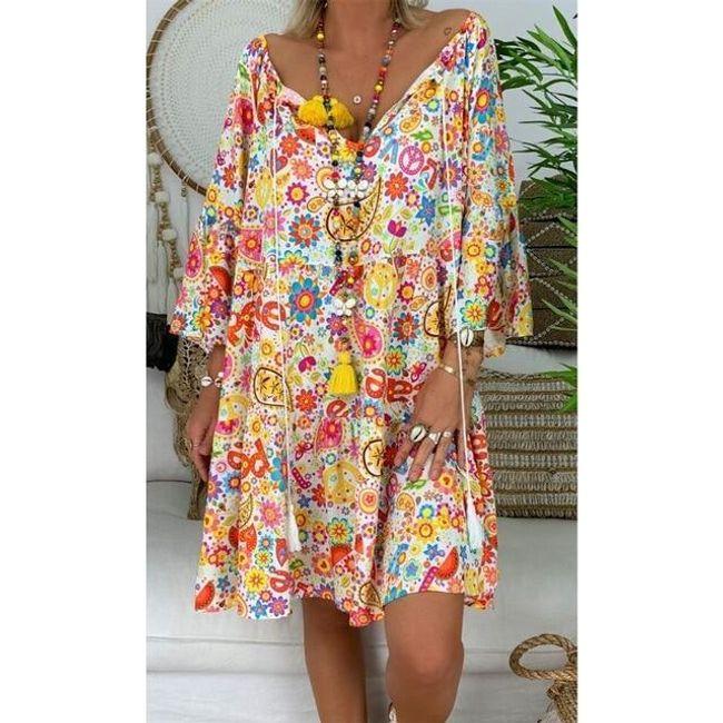 Letnja haljina Kari 1