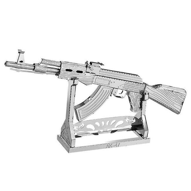 3D kovové puzzle Y04 1