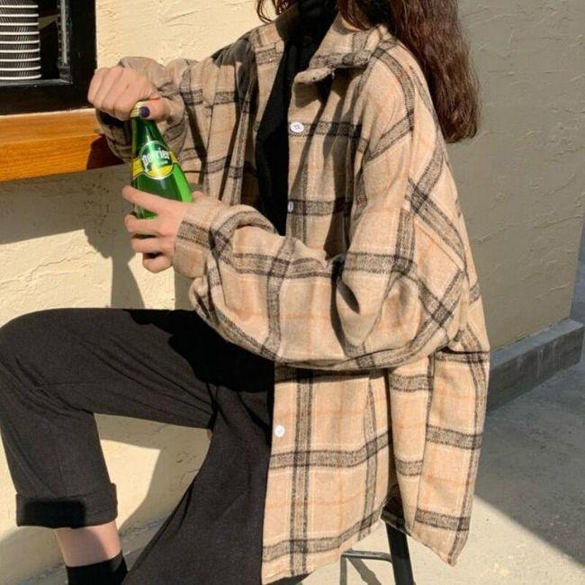 Damska kurtka jesienna Louise 1