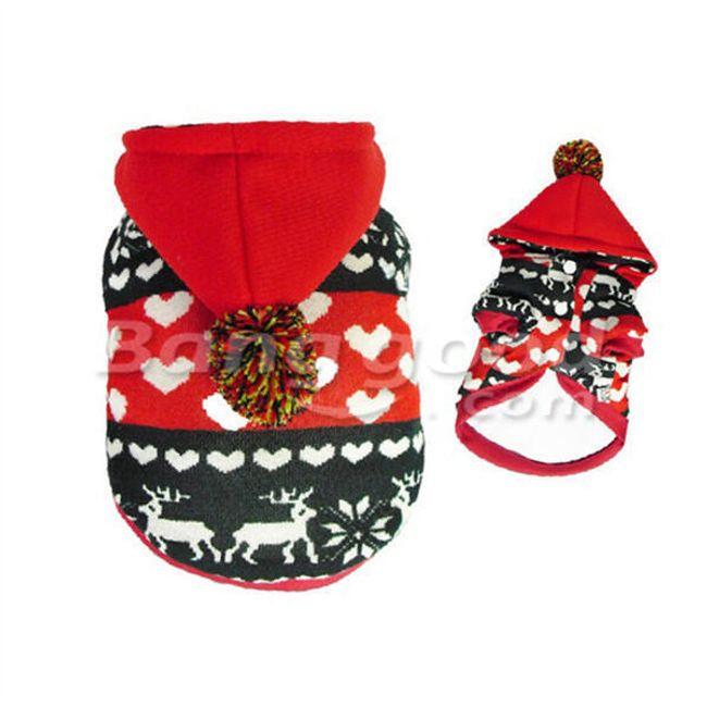 Zimní obleček pro psy 1
