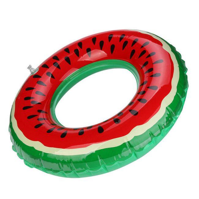 Nafukovací kruh ve dvou velikostech - Meloun 1