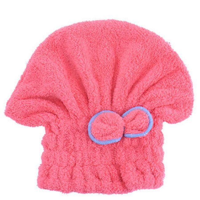 Turban za mokru kosu 1