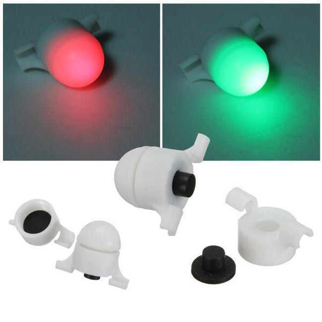 Аларма за въдица със светлинна сигнализация 1
