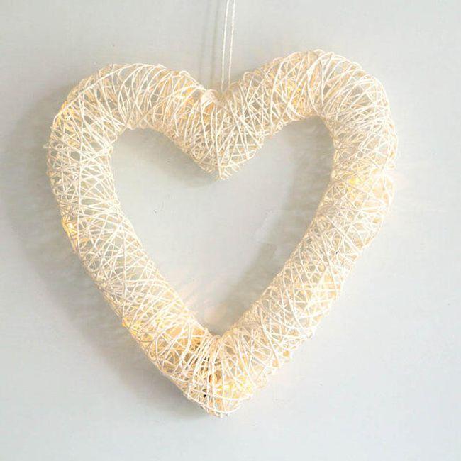 LED kalp Honey 1